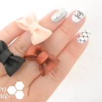 how to make a polymer clay bow ring