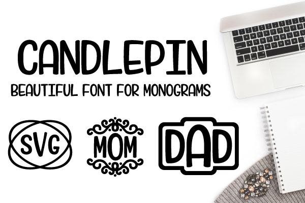 candlepin font
