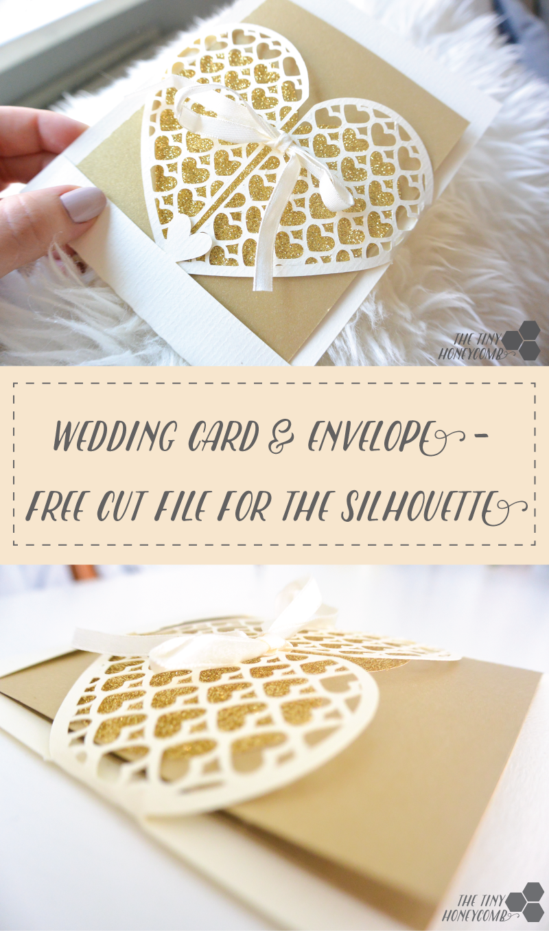 Wedding-card-and-envelope-with-free-silhouette-cut-file