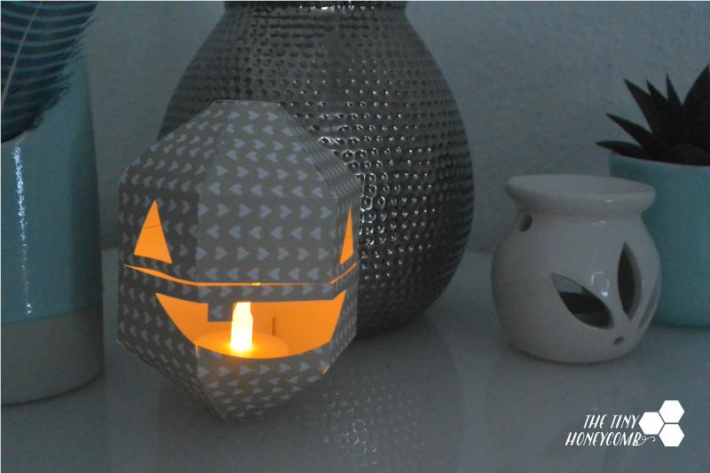 little goofy pumpkin paper craft